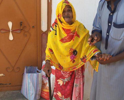 Donate Sadaqah Online For Elderly