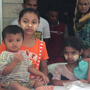 Rohingya Emergency Appeal For Education