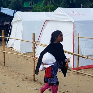 Rohingya Emergency Appeal For Shelter For Families