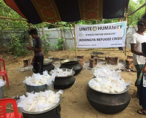 Sponsor An Iftar for Rohingya