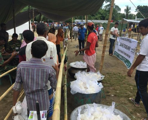 Sponsor An Iftar for Rohingya Muslims