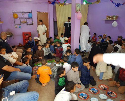 sponsor an iftar in Azad Kashmir