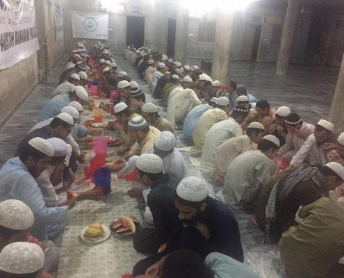 Sponsor An Iftar Pakistan