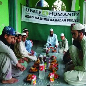 Sponsor an iftar kashmir