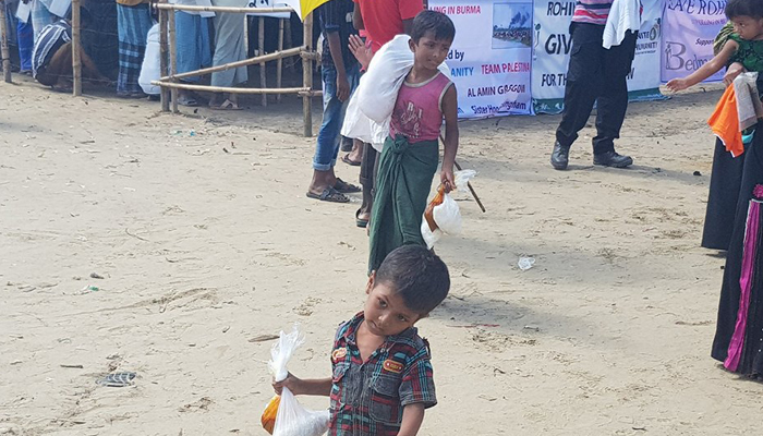 Sponsor Orphans Rohingyas Ramadan Zakat Appeal