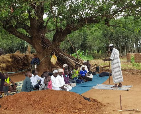 Charity Work in Ramadan - Build a Masjid In Africa