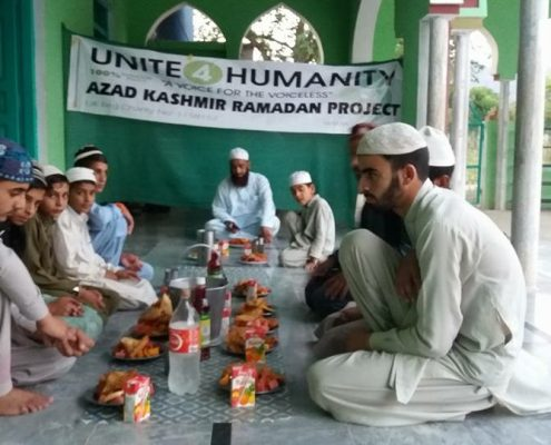 Charity Work in Ramadan - Sponsor Iftar Dinners