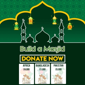 Build a Masjid - Donate Online
