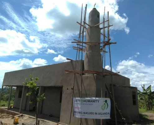 Building Masjids in Africa
