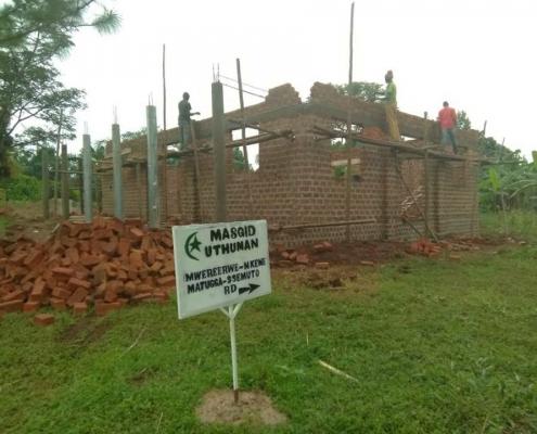 Masjid Uthman Africa - Build a Masjid