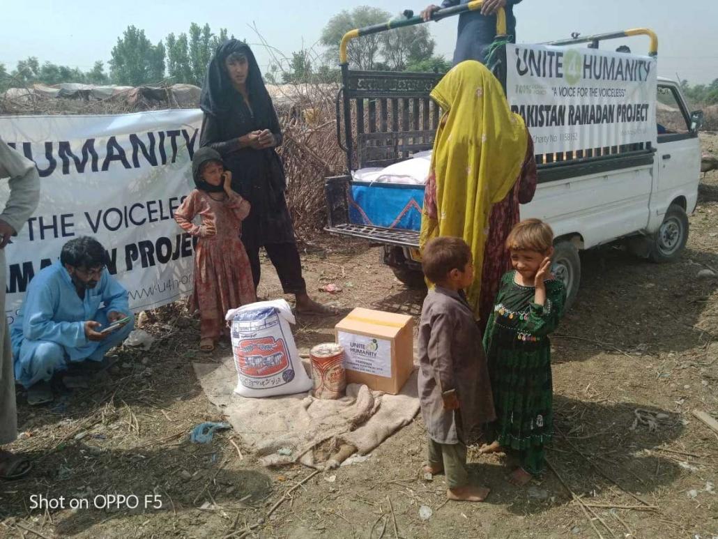 Donate a Ramadan Food Pack for Pakistan