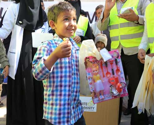 Gifts for Orphans