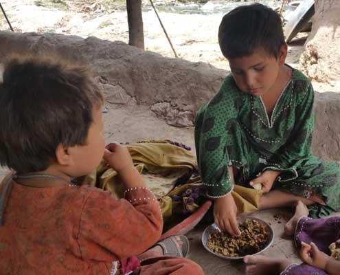 Orphans in Pakistan