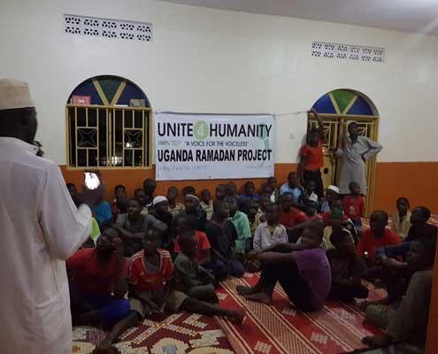 Sponsor Orphans in Africa