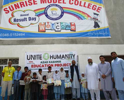 Donate for Schools in Kashmir
