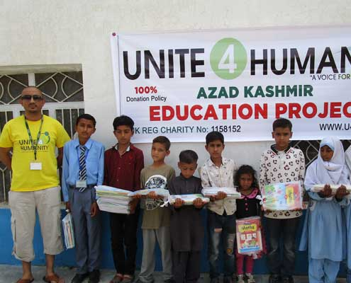 Sponsor a Child's Education in Pakistan