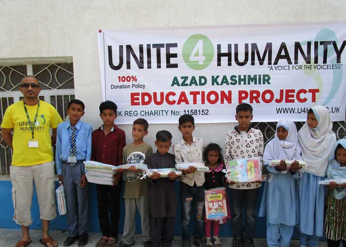 Sponsor Orphan Education in Pakistan